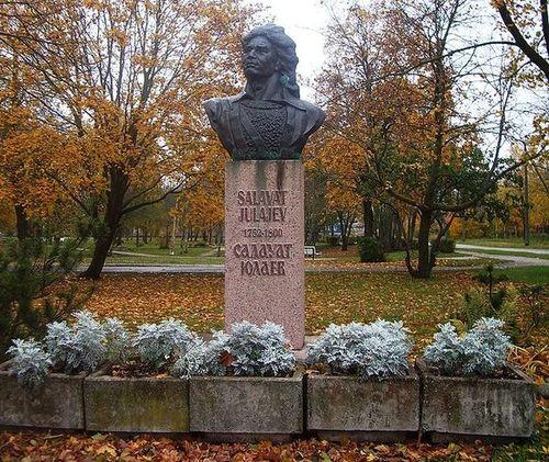Памятник Салавату Юлаеву