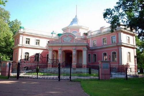 Санкт-Петербург. Крестовский остров