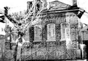 Дом купца Твердышева