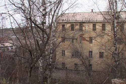"""Завод. Кадр т/ф """"Сказ о железном деле"""", 2007 год"""