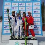 Чемпионат России по фристайлу