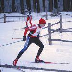 Лыжный праздник Усть-Катавский веер
