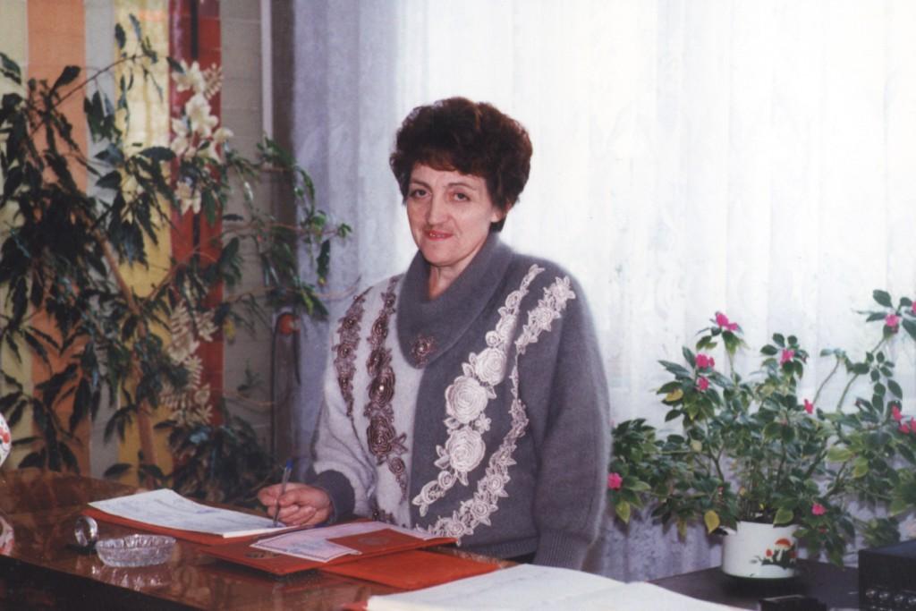 Корнеева Вера Андреевна
