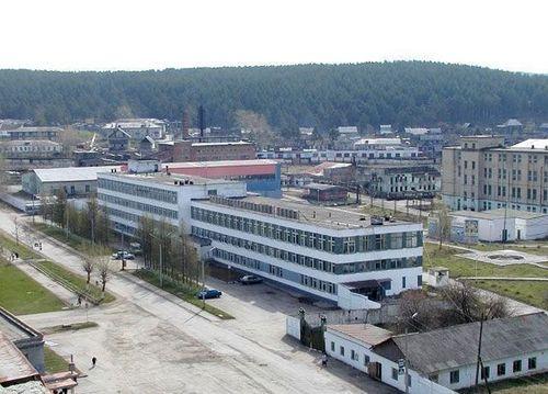 Приборостроительный завод