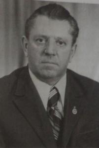 Валентин Иванович Захаров