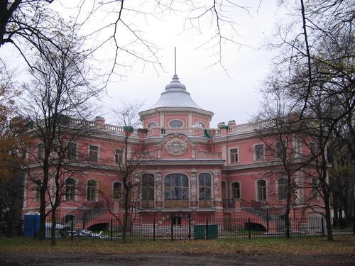 Дача князей Белосельских-Белозерских копия