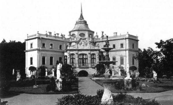 Дача князей Белосельских-Белозерских