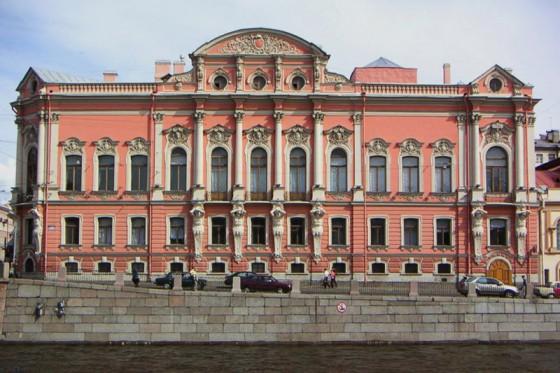 Дворец Белосельских-Белозёрских
