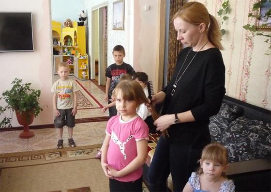 Детский дом г. Катав-Ивановск