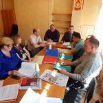 Заседание Совета депутатов Юрюзани