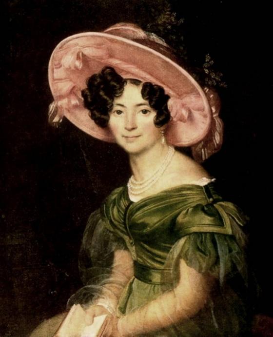 Зинаида Александровна Волконская, урождённая княжна Белосельская