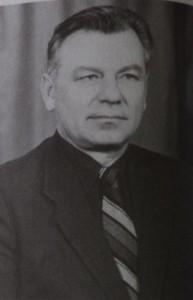 Иван Васильевич Бурёнков