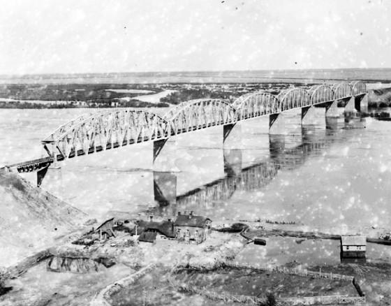 Императорский мост. Симбирск