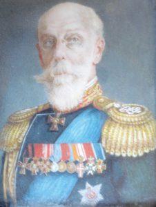 Князь Константин Эсперович Белосельский-Белозерский