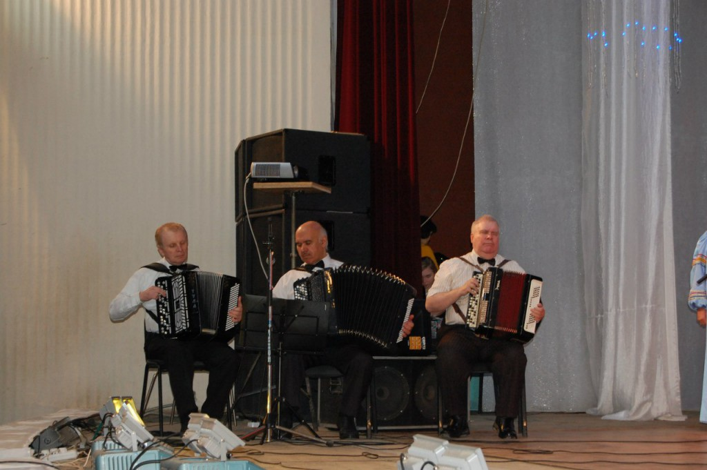 Концертмейстеры на празднике
