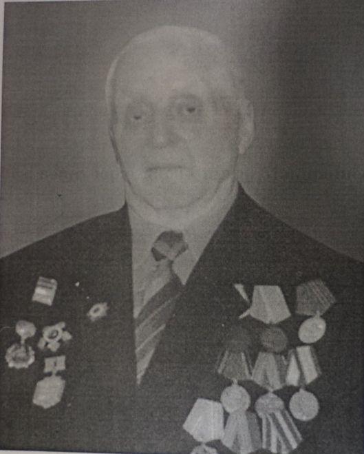 Макшанцев Виктор Иванович