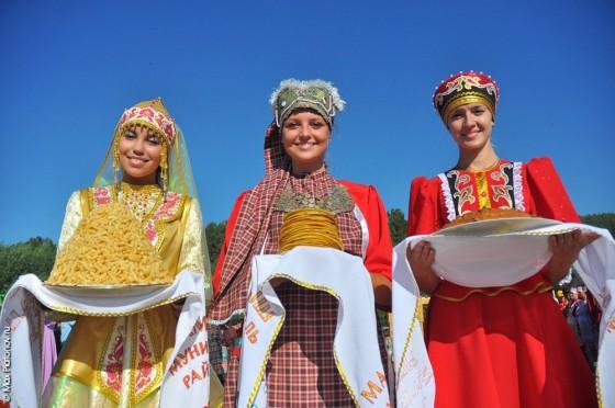 Народы Южного Урала