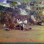 С.М. Прокудин-Горский Работа на Бакальском руднике. 1910
