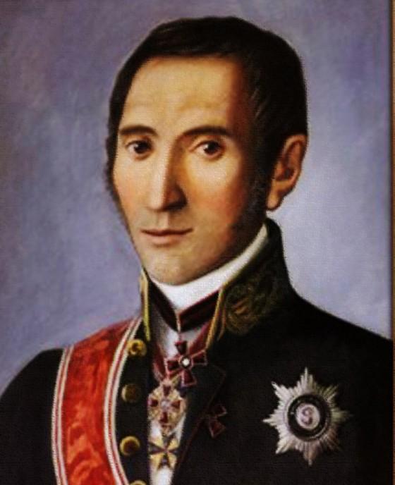 князь Михаил Баратаев