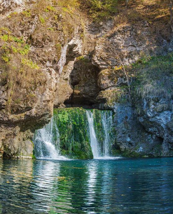 Водопад Атыш 2