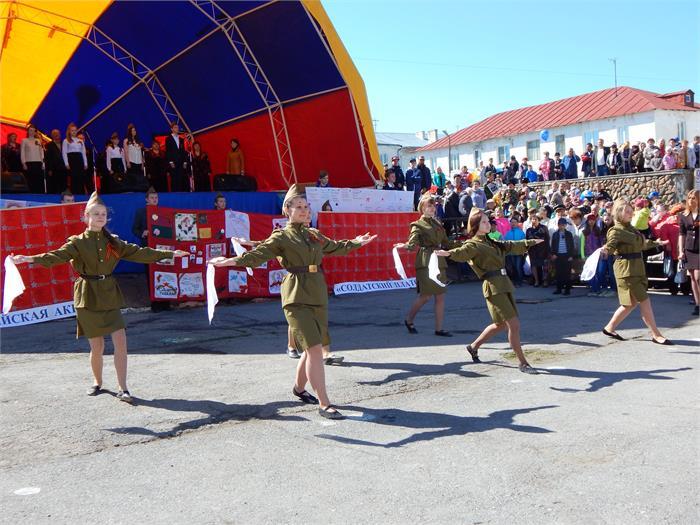 День Победы в Юрюзани 5