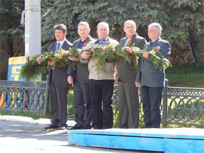 День Победы в Юрюзани 6