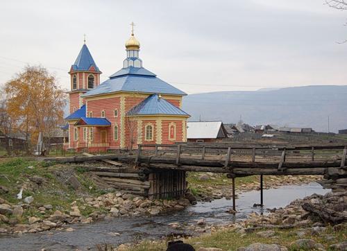Мосты в Тюлюке 1
