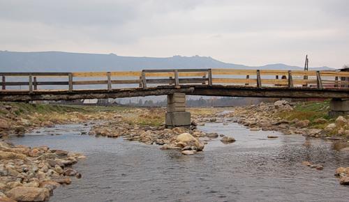Мосты в Тюлюке 3