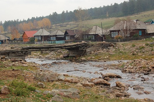 Мосты в Тюлюке 5