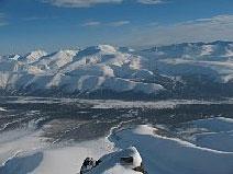 Формирование Уральских гор 2