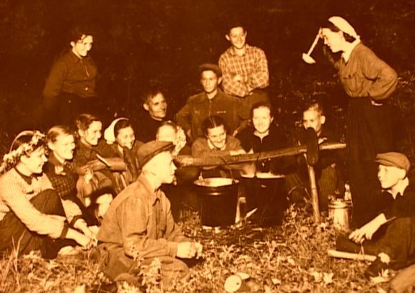 Фото из личного архива Л. Н. Сурина 4