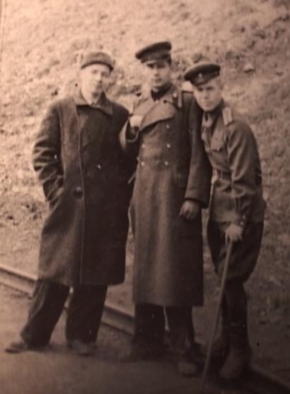 Фото из личного архива Л. Н. Сурина 7