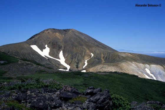 Вулкан Паллас