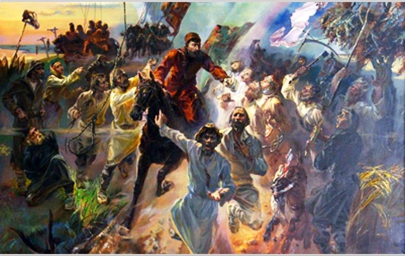 Пугачевские восстания