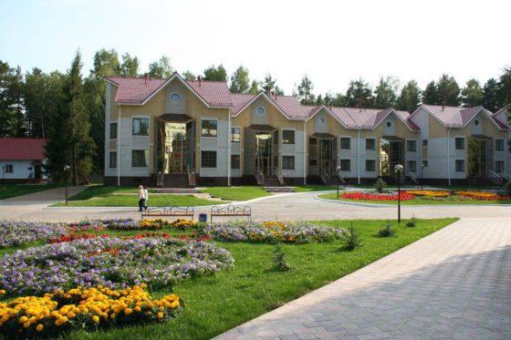 Санаторий в Чебаркуле