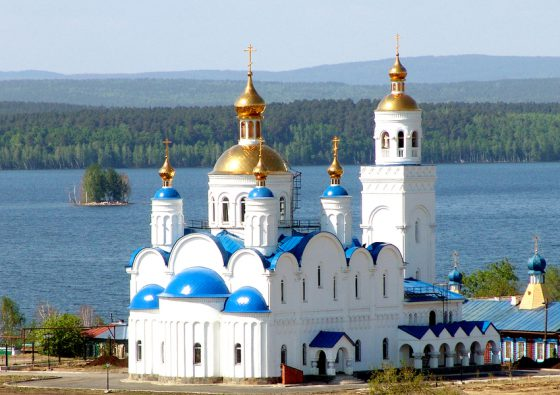 Храм. Чебаркуль