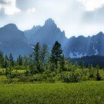 Горы Южного Урала