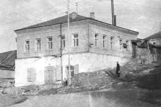 Старый музей г. Усть-Катав