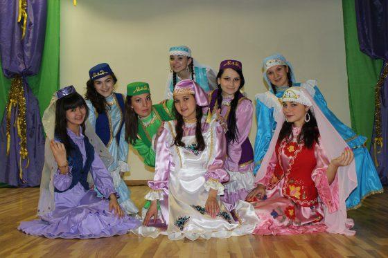 Татарские девушки