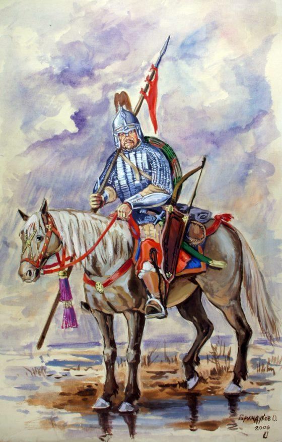 Татарский воин 2