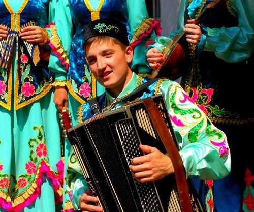 Татарский юноша