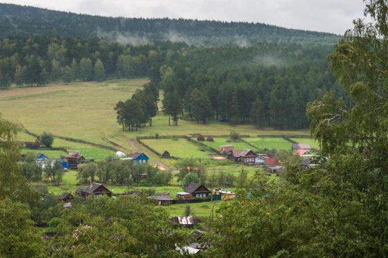 Село Минка