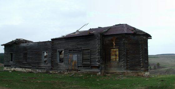 Храм Николая Чудотворца. Село Минка