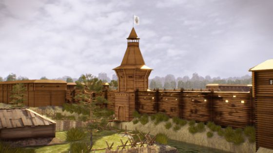 Крепость Челяба