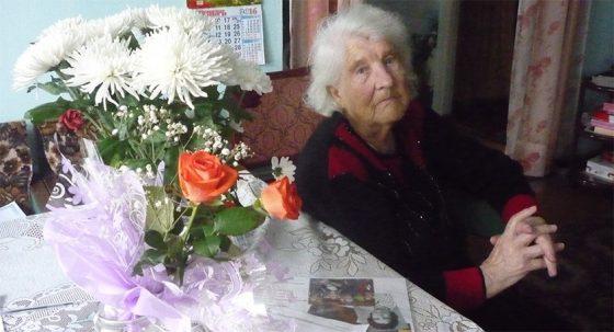 Вера Варфоломеевна Андреева