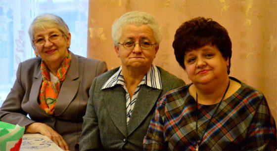Работники Катав-Ивановской районной библиотеки