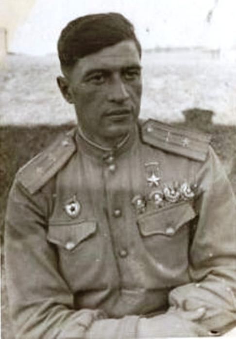 Валентин Алексеевич Фигичев герой