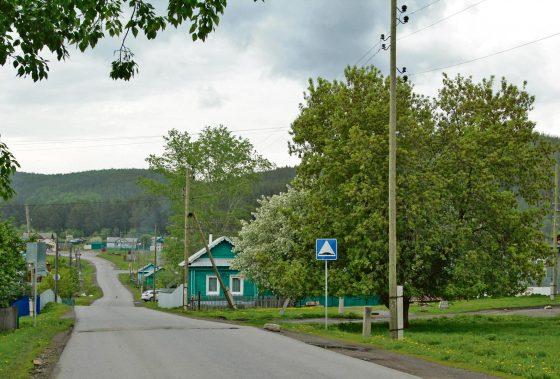 Улица Абражанова