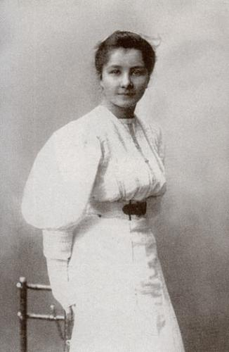 Анна Васильевна Тимирева