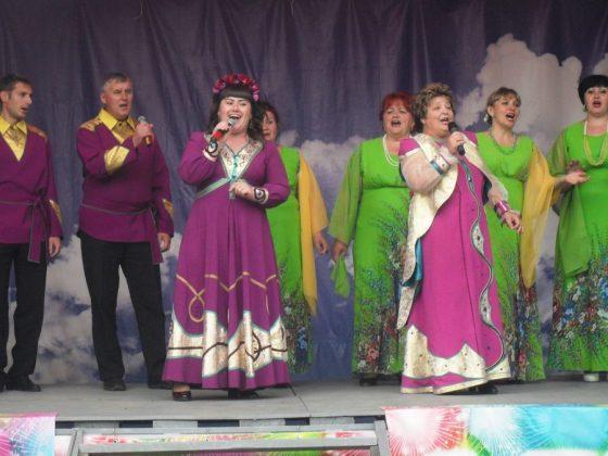 Фестиваль Уральские самоцветы